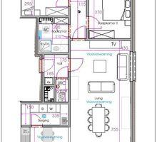 LEMAN NV - Meeuwen-Gruitrode - Kantonnierstraat 8 bus1 Eerste verdieping