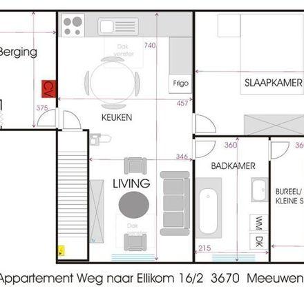 Leman NV - Weg naar Ellikom 16 bus 2 Dakappartement