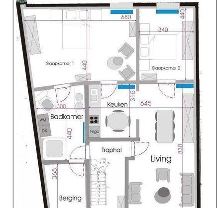 Leman NV - Weg naar Ellikom 16 bus A2 Eerste verdieping