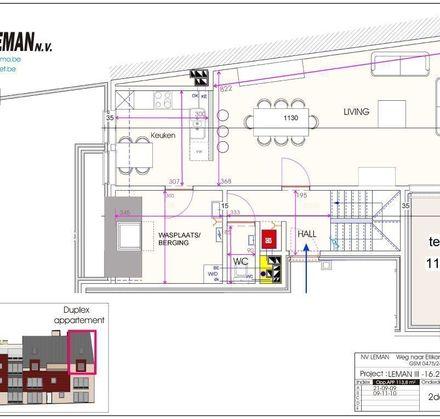 Leman NV - Leman III-16.2-A+B-El