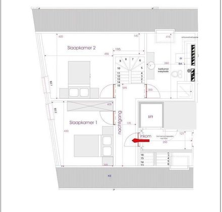 Leman NV  - Appartement Weg naar Ellikom 18.A