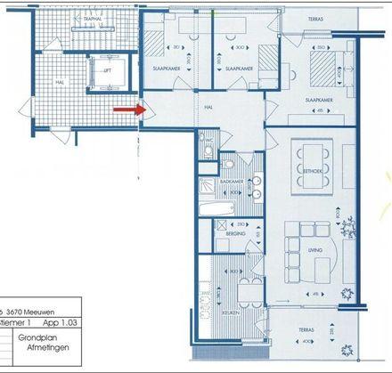 Leman NV - Appartement De Stiemer 1 Genk 59/1.3