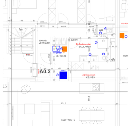 Leman NV - Appartement residentie STEVE Genk 28/2