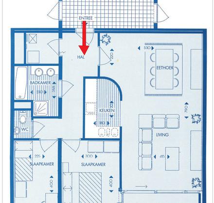 Leman NV - Appartement De Stiemer 2 Genk 55/52